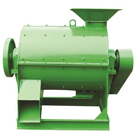 Fixed Competitive Price Chicken Manure Fertilizer Granulation Machine - organic fertilizer crusher – Hengyun