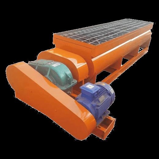Personlized ProductsBean Dregs Drying Machine - double shaft mixer – Hengyun