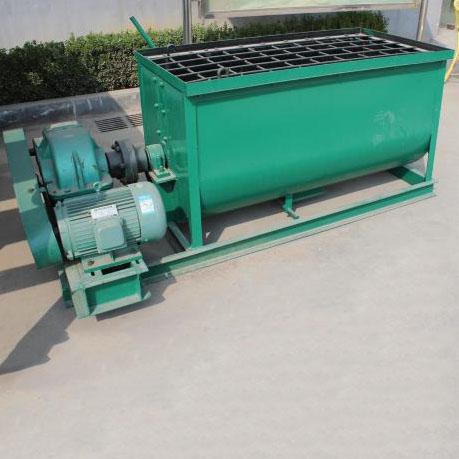 Hot New Products Bio Fertilizer Making Machine - horizontal mixing machine – Hengyun detail pictures