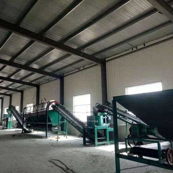 OEM manufacturer Fertilizer Prilling Machine - Organic Fertilizer Powder Production Line – Hengyun detail pictures