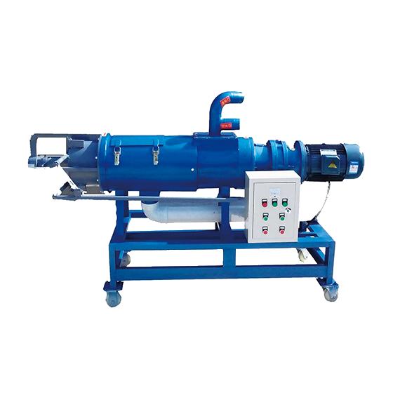 Reliable Supplier Flat Die Fertilizer Pellet Machine - fertilizer dehydrator machine – Hengyun