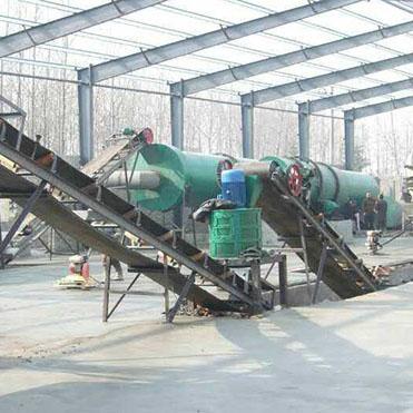 Factory wholesale Feed Pellet Machine - Organic Fertilizer Granular Production Line – Hengyun detail pictures