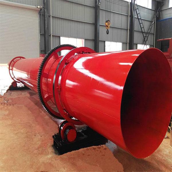 Factory wholesale Calcium Nitrate Fertilizer Granulator Machine - fertilizer drying machine – Hengyun detail pictures