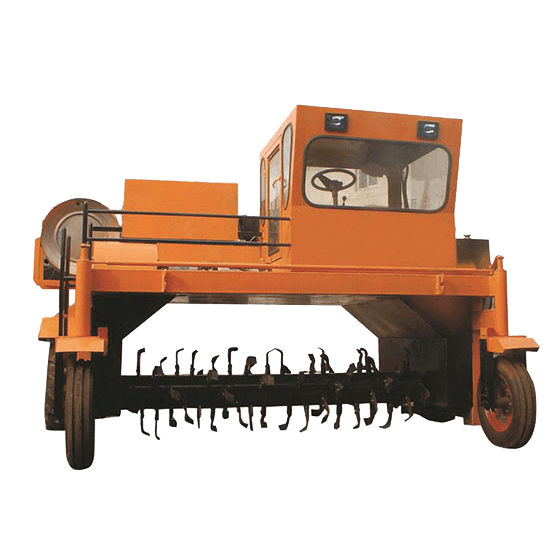 Newly ArrivalMunicipal Sludge Fertilizer Machine -