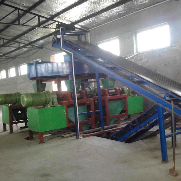 Factory selling Bio Waste Fertilizer Machine - Compound Fertilizer Production Line – Hengyun detail pictures