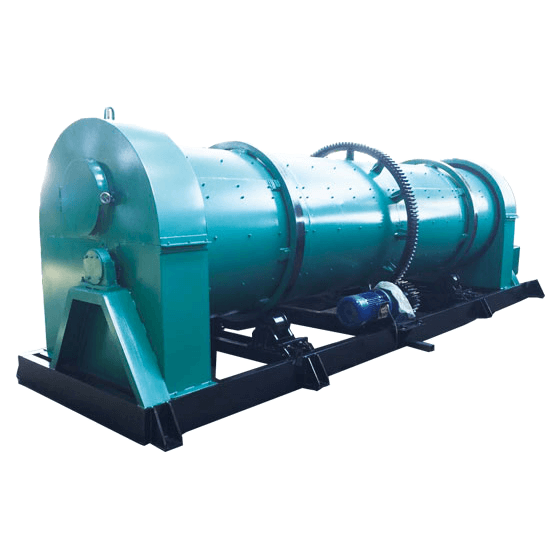 8 Year Exporter Double Roller Organic Fertilizer Machine -