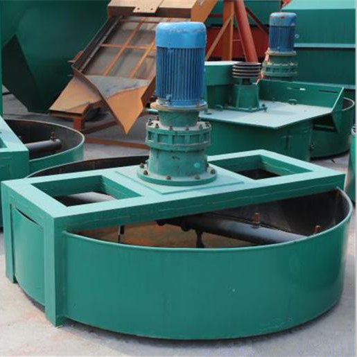 High Quality Fertilizer Equipment - vertical disc mixer – Hengyun detail pictures